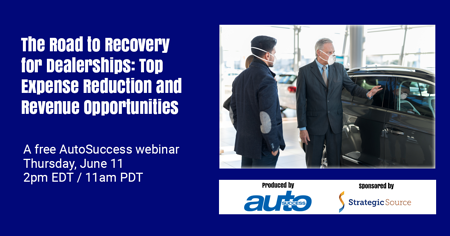 Road to Recovery Webinar